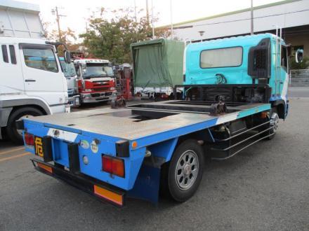 増々トン コンテナ車