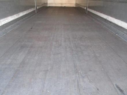 25t仕様 4軸低床 ゲート付アルミウイング