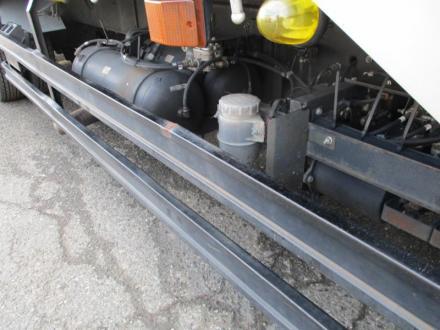 3軸車 2デフ アルミブロック平ボデー