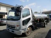 増トン ミルクローリー 6200L