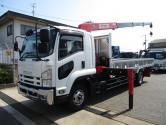 増トン 中型免許対応車 4段 ラジコン フックイン