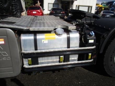ハイルーフ 11.600kg 7速