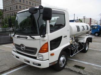 4000L 散水車 サブエンジン式