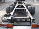 3軸車 2デフ シャシ