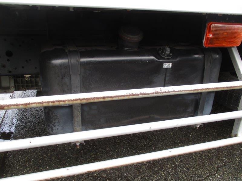 3軸車 2デフ 冷凍バン
