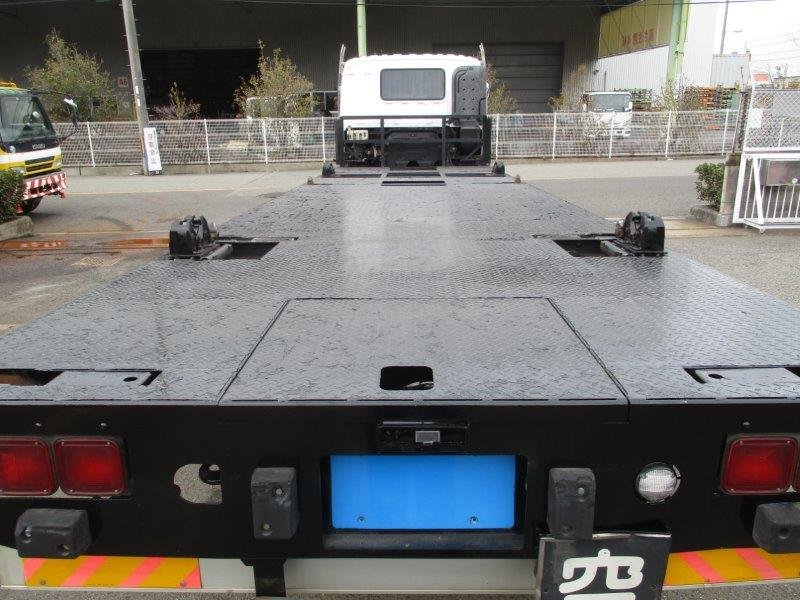 25t仕様 コンテナ車