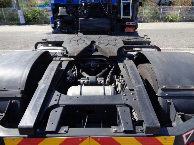 ハイルーフ トラクター